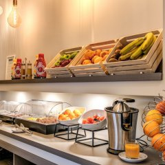 Отель Maison D'Art Boutique Hotel Италия, Рим - отзывы, цены и фото номеров - забронировать отель Maison D'Art Boutique Hotel онлайн питание фото 2