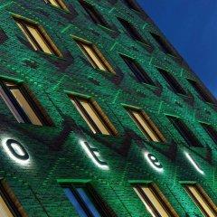Отель Prizeotel Hamburg-City Германия, Гамбург - отзывы, цены и фото номеров - забронировать отель Prizeotel Hamburg-City онлайн приотельная территория фото 2