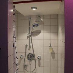 Отель Villa Waldperlach Германия, Мюнхен - отзывы, цены и фото номеров - забронировать отель Villa Waldperlach онлайн ванная