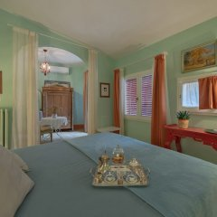 Апартаменты Drom Florence Rooms & Apartments Флоренция комната для гостей фото 3