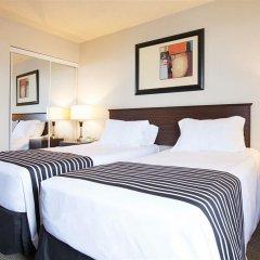 Отель Sandman Suites Vancouver on Davie Канада, Ванкувер - отзывы, цены и фото номеров - забронировать отель Sandman Suites Vancouver on Davie онлайн комната для гостей фото 2