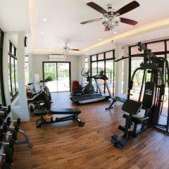 Отель Lanta Sand Resort & Spa фитнесс-зал фото 4