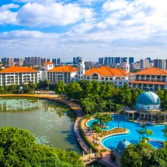 Guangzhou Phoenix City Hotel фото 6
