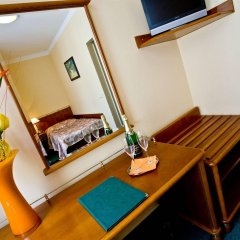Отель Melantrich Чехия, Прага - 12 отзывов об отеле, цены и фото номеров - забронировать отель Melantrich онлайн интерьер отеля