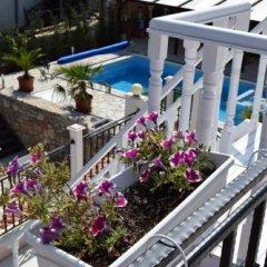 Отель Villa Rosa Dei Venti Болгария, Балчик - отзывы, цены и фото номеров - забронировать отель Villa Rosa Dei Venti онлайн балкон