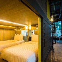 Nonze Hostel комната для гостей фото 5
