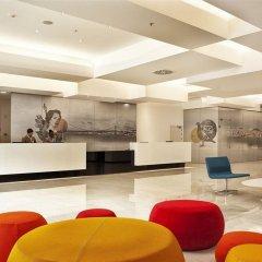 Отель Jupiter Lisboa Hotel Португалия, Лиссабон - отзывы, цены и фото номеров - забронировать отель Jupiter Lisboa Hotel онлайн интерьер отеля фото 2