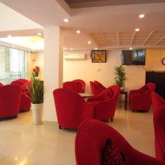Отель Queen Bee Hotel Вьетнам, Хошимин - отзывы, цены и фото номеров - забронировать отель Queen Bee Hotel онлайн интерьер отеля