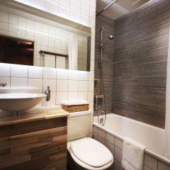 Апартаменты Boutique Apartment Stadium Letzigrund ванная