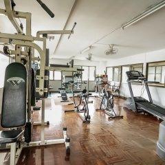 Отель Nida Rooms Srinakarin Rama Suan Luang фитнесс-зал фото 3