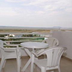 Отель Eix Lagotel балкон