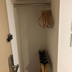 Hotel Gracery Asakusa сейф в номере