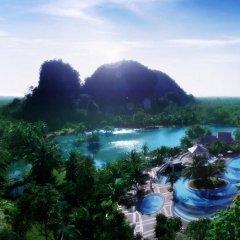 Отель Maritime Park And Spa Resort Нуа-Клонг