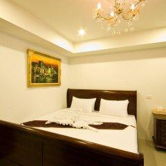 Отель Richly Villa Бангкок сейф в номере