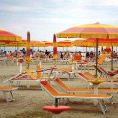 Отель Residence Ducale Римини пляж
