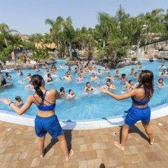 Отель La Siesta Salou Resort & Camping фитнесс-зал фото 4
