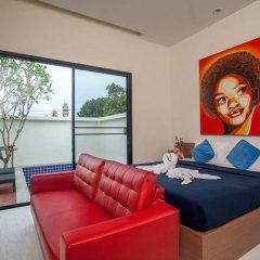 Отель Anchan Private Pool Villas комната для гостей фото 2