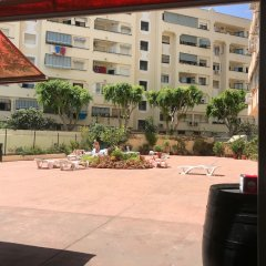 Отель Los Verdiales Торремолинос парковка