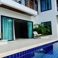 Отель 3 Bedroom Private Pool Villa Flora Таиланд, Самуи - отзывы, цены и фото номеров - забронировать отель 3 Bedroom Private Pool Villa Flora онлайн бассейн фото 2