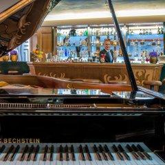 Tschuggen Grand Hotel Arosa гостиничный бар