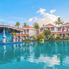 Отель Heritage Village Club Гоа бассейн фото 2