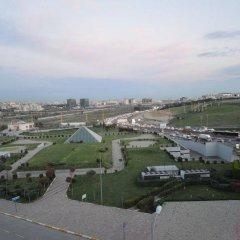 Отель Sahra Airport балкон