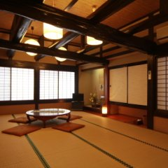 Отель Yuyado Nishikiya Айдзувакамацу