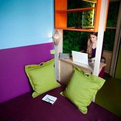 Отель Hi Matic Франция, Париж - отзывы, цены и фото номеров - забронировать отель Hi Matic онлайн балкон