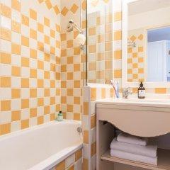 Отель Pierre & Vacances Residence Cannes Villa Francia Франция, Канны - отзывы, цены и фото номеров - забронировать отель Pierre & Vacances Residence Cannes Villa Francia онлайн ванная фото 2