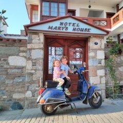 Hotel Mary's House Сельчук городской автобус