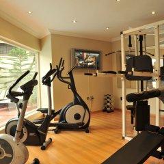 Отель Park Inn by Radisson, Lagos Victoria Island фитнесс-зал