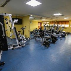 Отель Ramee Royal Hotel ОАЭ, Дубай - отзывы, цены и фото номеров - забронировать отель Ramee Royal Hotel онлайн фитнесс-зал фото 4