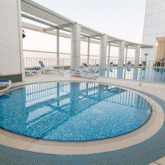 Отель Piks Key - Burj Al Nujoom Дубай бассейн фото 2
