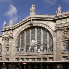25hours Hotel Terminus Nord фото 6