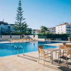 Отель Luna Forte da Oura Португалия, Албуфейра - отзывы, цены и фото номеров - забронировать отель Luna Forte da Oura онлайн бассейн фото 4
