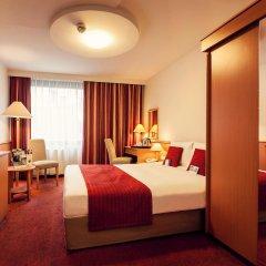 Отель Mercure Budapest City Center комната для гостей фото 3