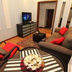 Апартаменты TVST Apartments Bolshaya Dmitrovka комната для гостей фото 4