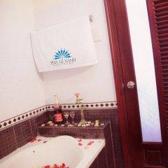 Отель Pha Le Xanh 1 Hotel Вьетнам, Нячанг - отзывы, цены и фото номеров - забронировать отель Pha Le Xanh 1 Hotel онлайн ванная фото 2