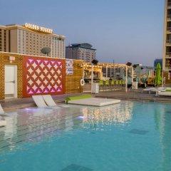 Отель Plaza Hotel & Casino США, Лас-Вегас - 1 отзыв об отеле, цены и фото номеров - забронировать отель Plaza Hotel & Casino онлайн бассейн фото 3