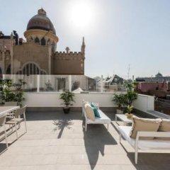 Отель Plaza España Skyline Испания, Мадрид - отзывы, цены и фото номеров - забронировать отель Plaza España Skyline онлайн бассейн фото 2