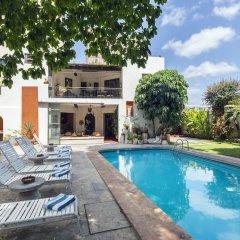 Hotel Casa del Balam бассейн