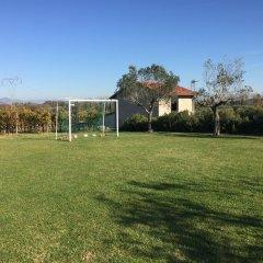 Отель Agriturismo Colle Dei Pivi Понти-суль-Минчо спортивное сооружение