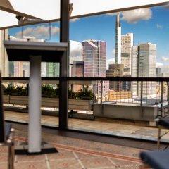 Отель InterContinental Frankfurt фитнесс-зал фото 3