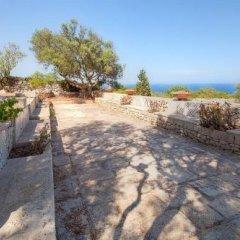 Отель Residence La Mannuta Италия, Гальяно дель Капо - отзывы, цены и фото номеров - забронировать отель Residence La Mannuta онлайн пляж фото 2