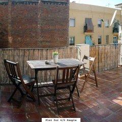 Отель Martha's Guesthouse Испания, Барселона - отзывы, цены и фото номеров - забронировать отель Martha's Guesthouse онлайн балкон