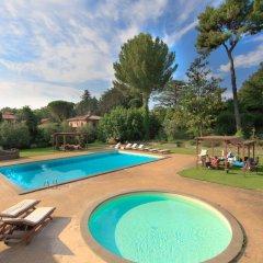 Отель Frascati Country House Италия, Гроттаферрата - отзывы, цены и фото номеров - забронировать отель Frascati Country House онлайн бассейн фото 3