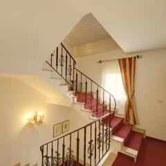 Hotel Garni Hubertus Меран интерьер отеля фото 3
