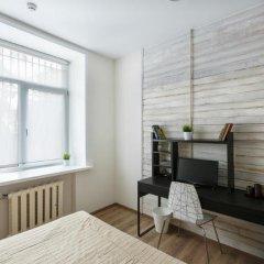 Nice Hostel Павелецкая Стандартный номер с двуспальной кроватью фото 7