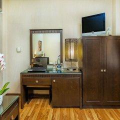 Отель Egnatia Hotel Греция, Салоники - 3 отзыва об отеле, цены и фото номеров - забронировать отель Egnatia Hotel онлайн удобства в номере фото 2