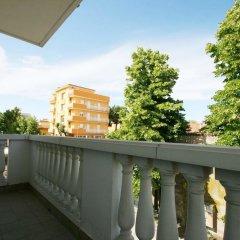 Отель Residence Mimosa Римини балкон фото 2